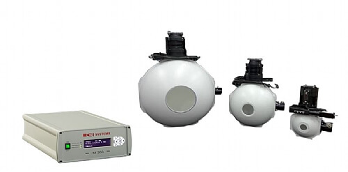 standard integrating spheres and controller