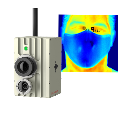 TCam - Advanced Temperature Screening Camera